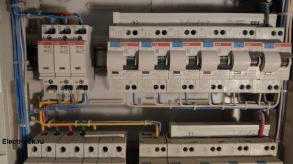 Проектирование и выполнение электромонтажных работ