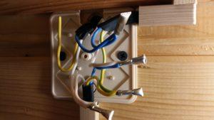 Опрессовка кабеля